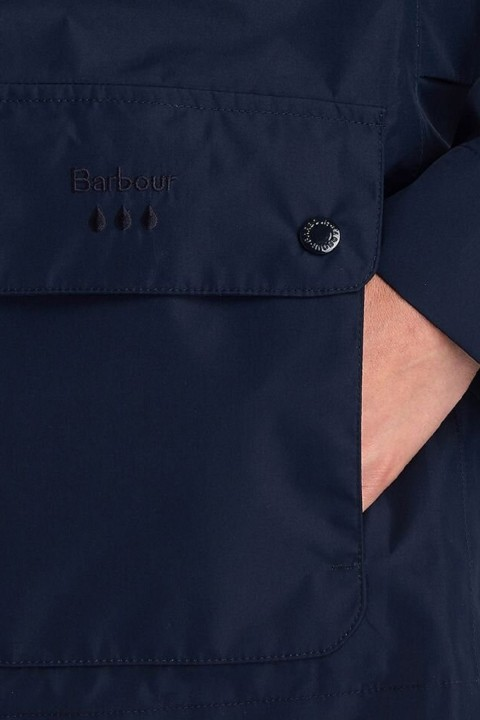 Barbour Barbour Fourwinds Waterproof Jacket  Navy