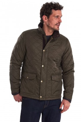 Barbour - Barbour Blunk Polar Jacket  Olive