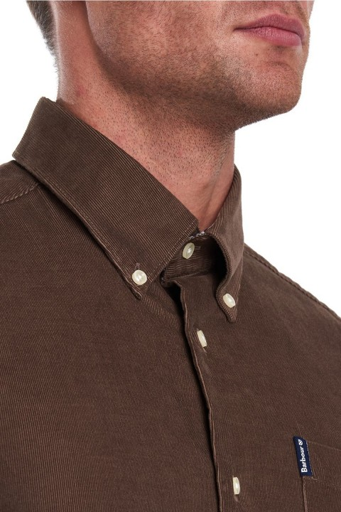 Barbour Barbour Cord 1 TF Brown