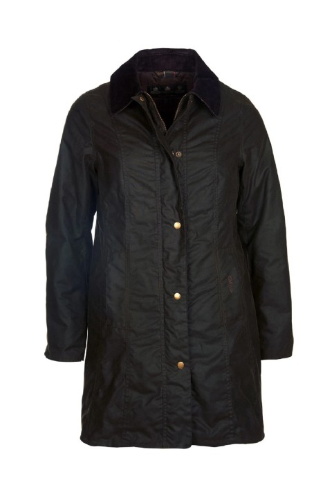 Barbour Barbour Belsay Wax Jacked Olive