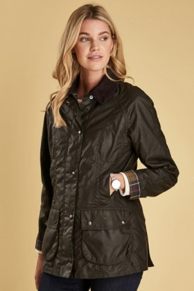 Barbour - Barbour Classic Beadnell Jacket  Olive