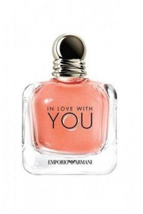 Emporio Armani Parfüm - Emporio Armani In Love With You EDP 100 ML Kadın Parfüm