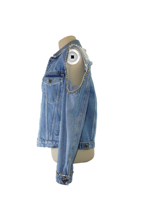 Original Seconds Pinko Mavi Jean Ceket