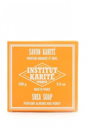 Institut Karite - Institut Karité Paris Shea Soap Almond and Honey Sabun 100 Gr