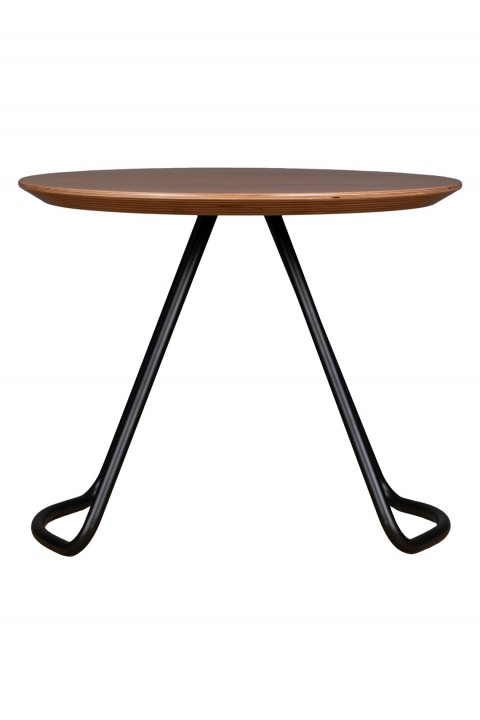 Studio Kali Sama Coffee Table Oak-Black Sehpa