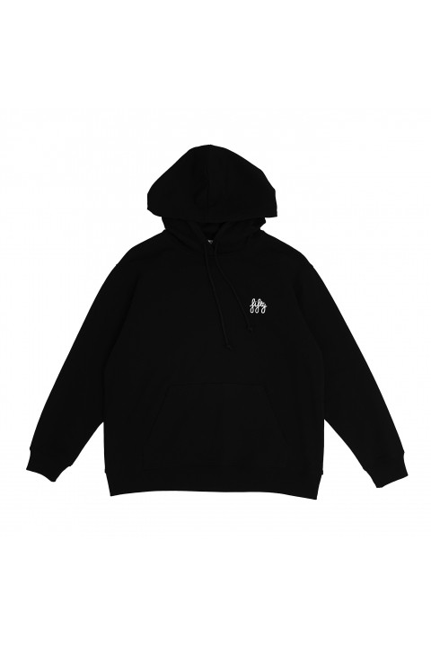 Fifty Pieces Must Have Hoodie / Siyah
