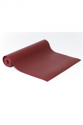 Roru Concept - Eco Friendly Mor Yoga Mat Bordo
