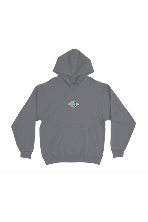 Valuebyvalue Space Patched Hoodie