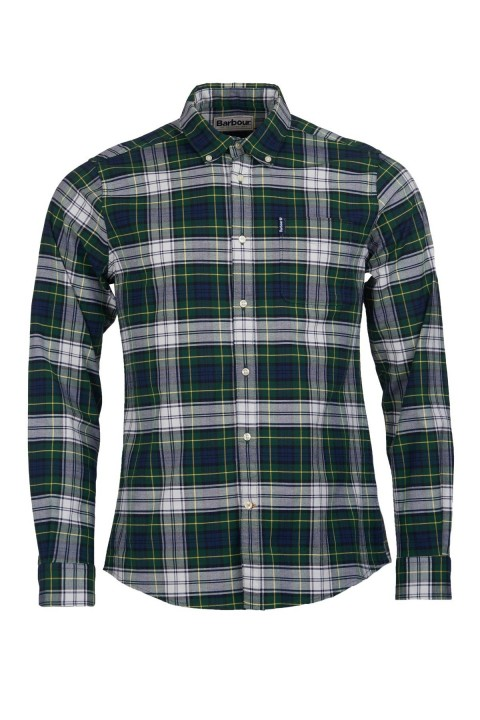Barbour Barbour High Chk 11 TF Gömlek GN51 Green