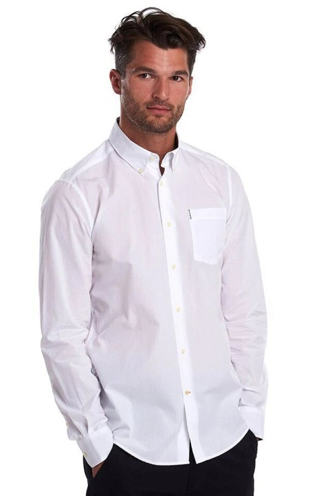 Barbour Barbour Headshaw Gömlek WH11 White