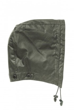 Barbour - Waxed Cotton Hood SG91 Sage