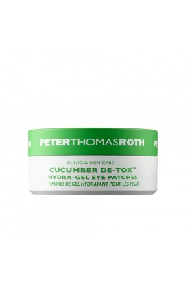 Peter Thomas Roth - PETER THOMAS ROTH Cucumber De-Tox Hydra Gel Eye 60 Patches