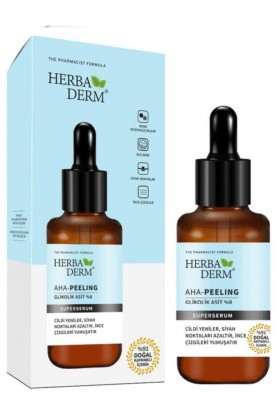 Herbaderm - Herba Derm Superserum Aha Peeling 30 ml