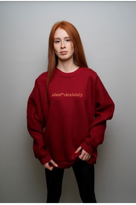 Sumthink.Co - Absolute Burgundy