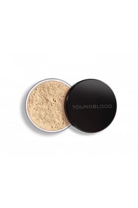 YoungBlood - YOUNGBLOOD Soft Beige Toz Mineral Fondoten (1006)