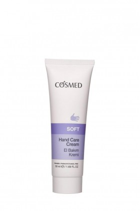 Cosmed - COSMED Soft Hand Cream 50 ml - El Kremi