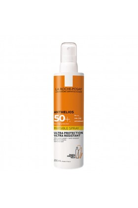 La Roche  - LA ROCHE POSAY Anthelios SPF50+ Invisible Spray 200 ml