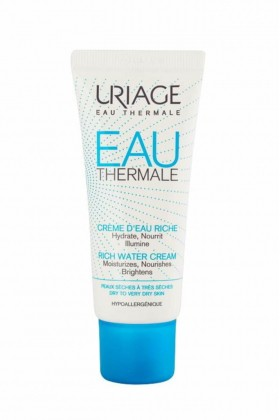 Uriage - URIAGE Eau Thermale - Rich Water Cream 40 ml