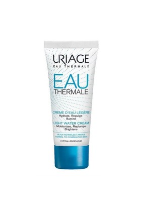 Uriage - URIAGE Eau Thermale - Light Water Cream 40 ml
