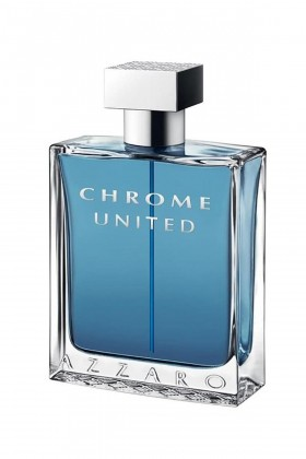 Azzaro - Azzaro Chrome United EDT 200 ml Erkek Parfüm