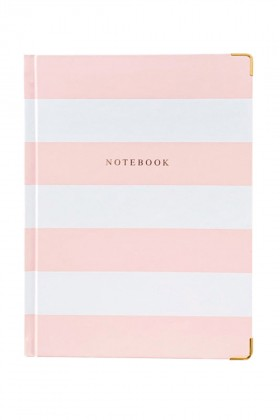 Chapters - Notebook - Pink&White