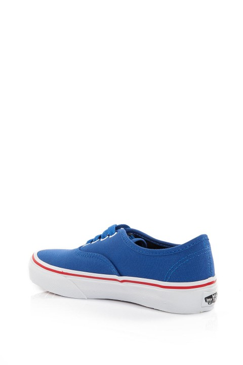 Vans Authentic (Pop) Princess Blue/Mars Red Ayakkabı