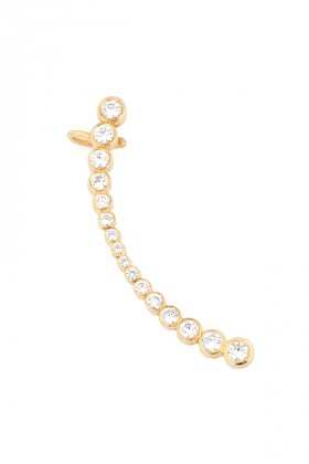 Zeyy Jewelry - Sienna Ear Cuff