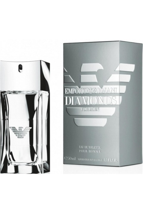 Emporio Armani Parfüm Emporio Armani Diamonds For Men EDT 75 ml Erkek Parfümü