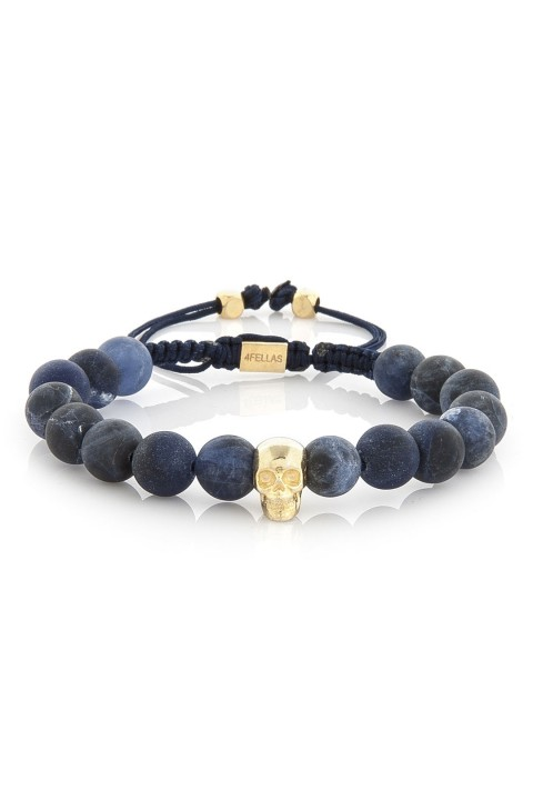 4Fellas Smart Soul Sodalite Bileklik