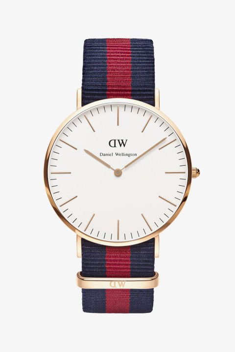 Daniel Wellington Classic Oxford 40mm Kol Saati