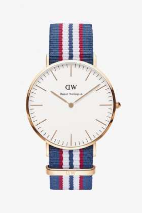 Daniel Wellington - Belfast 40mm Kol Saati